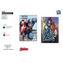 Avengers CLASSIC - polare plaid 100x150cm 100% pol