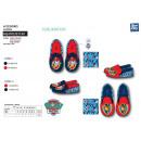 Großhandel Schuhe: Paw Patrol - Hausschuhe aus 100% Baumwolle