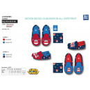 wholesale Shoes: Super Wings - 100% coton slippers