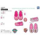 mayorista Zapatos: Paw Patrol - zapatillas de ballet 100% algodón