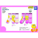 TWEETY - socks 70% cotton 18% polyester 10%