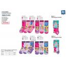 Großhandel Socken & Strumpfhosen: SHIMMER AND SHINE - Pack 3 Socken aus 70% Baumwoll