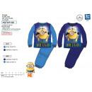Minions - 100% coton long pajamas