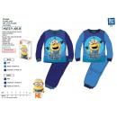 Minions - pajamas long aop + print in box
