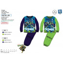 TORTUES NINJA - pyjama long 100% coton