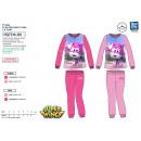 Super Wings - pajamas long pant ao 100% coton