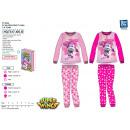 Super Wings - langer Pyjama aop + Druck in Box