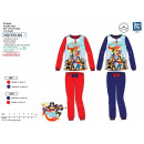 DC SUPER HERO GIRLS - pyjama long 100% coton