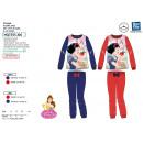 WITTE SNEEUW - 100% katoen lange pyjama