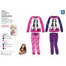 SOY LUNA - pyjama long aop+print sous boite