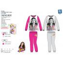 Soy Luna - langer Pyjama im Karton aus 100% Polyes
