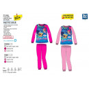 SHIMMER AND SHINE - Sublime long pajamas 100% poly