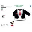 Mickey - Langärmliges T-Shirt voller Länge 100% c