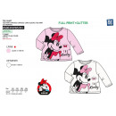 Minnie - T-Shirt manga larga 100% estampada comple