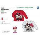 Minnie - Full Print 100% Langarm T-Shirt