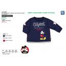 Mickey - Langarm T-Shirt 100% Baumwolle