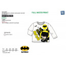 Batman Full Print 100% T-Shirt manga larga