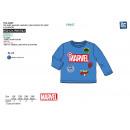 mayorista Artículos con licencia: Avengers CLASSIC - T-Shirt manga larga 100%