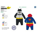 DC COMICS BABY - 100% polyester jumpsuit