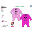 wholesale Licensed Products: Minnie - sleep well 65% cotton / 35% polyester