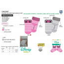 MINNIE - chaussettes 70% cotton 23% polyester 5% p