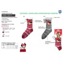 Minnie - multi composition socks