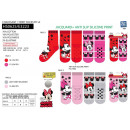 wholesale Socks and tights: Minnie - pack 2 socks 70% cotton 18% polyest