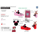 Minnie - socks 99% polyester / 1% elastane