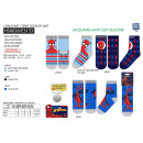 Spiderman - Terry Anti-Rutsch-Socken