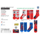 wholesale Socks and tights: Spiderman - Terry anti slip socks
