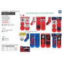 Spiderman - Pack 2 Socken 70% Baumwolle 18% Poly