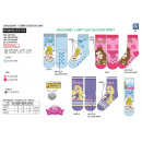 Princess - Terry Anti-Rutsch-Socken
