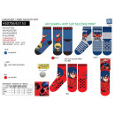 LADY BUG - Terry anti slip socks