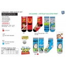 wholesale Licensed Products: Toy Story - Terry anti slip socks
