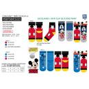 Mickey - Pack 2 Socken 70% Baumwolle 18% Polyester