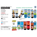 wholesale Fashion & Apparel: Toy Story - pack 2 socks 70% cotton 18% poly