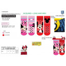 wholesale Socks and tights: Minnie - pack 2 socks 99% polyester / 1% ela