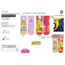 Princess - Pack 2 Socken 99% Polyester / 1%