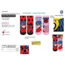 LADY BUG - Pack 2 Socken 99% Polyester / 1% e