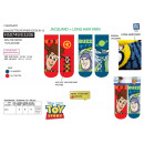 wholesale Socks and tights: Toy Story - pack 2 socks 99% polyester / 1%