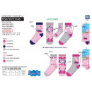 Peppa Pig - pack 3 socks 70% cotton 18% poly