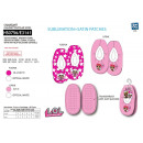 LOL SURPRISE - 100% elastic slippers polyester