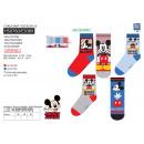 Mickey - confezione da 5 calze 70% cotone 18% poli