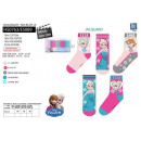 FROZEN - pack 5 chaussettes 70% cotton 18% polyest