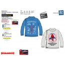 SPIDERMAN - sous pull-over collar roule 100% coton