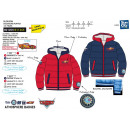 wholesale Licensed Products: Cars - 100% polyester down jacket