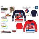 Cars - Langarm T-Shirt 100% Baumwolle