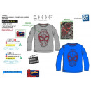 SPIDERMAN - t-shirt manches longues 100% coton