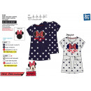 Minnie - short sleeve dress 65% polyester / 35%