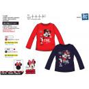 Minnie - Langarm T-Shirt 100% Baumwolle